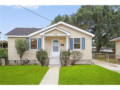 Single Family Home Pending Continue to Show: 716 Henry Landry Avenue