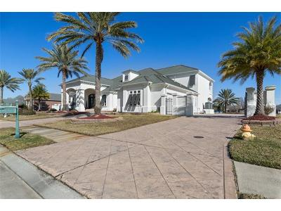Slidell Single Family Home For Sale: 1605 Cuttysark Cove