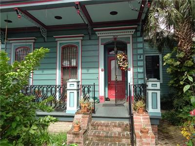 New Orleans Multi Family Home For Sale: 2819 N Rampart Street