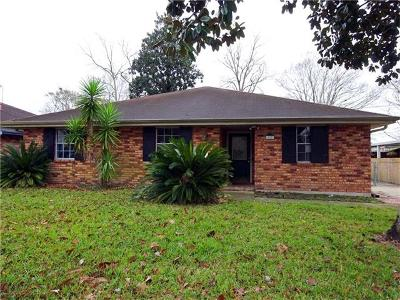 Destrehan Single Family Home For Sale: 122 Ormond Village Drive