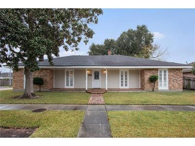 Mereaux, Meraux Single Family Home For Sale: 2037 Legend Street
