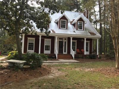 Hammond LA Single Family Home For Sale: $269,000