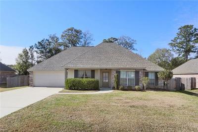 Madisonville LA Single Family Home For Sale: $284,900