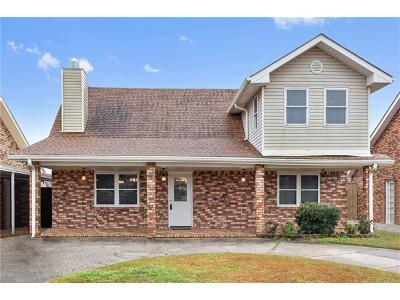 Mereaux, Meraux Single Family Home For Sale: 4424 E Genie Street