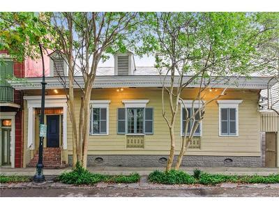 Single Family Home For Sale: 833 Esplanade Avenue