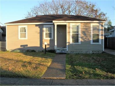 Metairie Single Family Home Pending Continue to Show: 205 N Atlanta Street