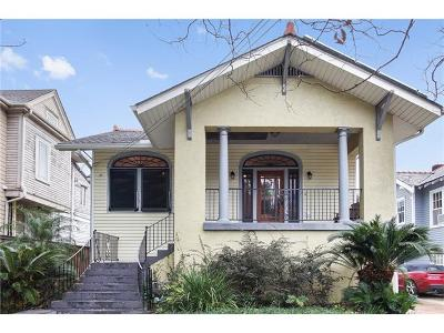 New Orleans Multi Family Home For Sale: 940 N Carrollton Avenue