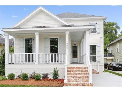 New Orleans Single Family Home Pending Continue to Show: 905 Navarre Avenue