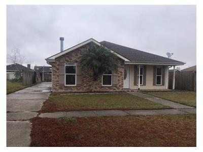 Mereaux, Meraux Single Family Home Pending Continue to Show: 4521 Genie Street