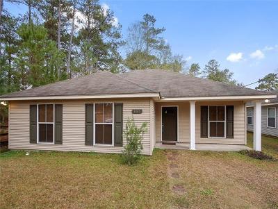 Madisonville Single Family Home For Sale: 107 Davis Street