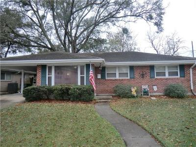 Single Family Home Pending Continue to Show: 1616 Airline Park Boulevard