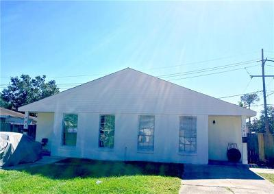 Kenner Multi Family Home For Sale: 201 Emerson Drive