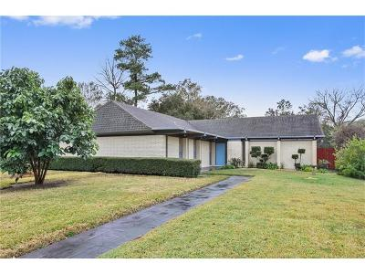 Metairie Single Family Home For Sale: 508 Green Acres Road