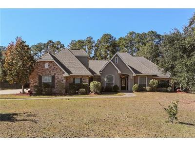 Slidell Single Family Home Pending Continue to Show: 103 Lindsey Lane