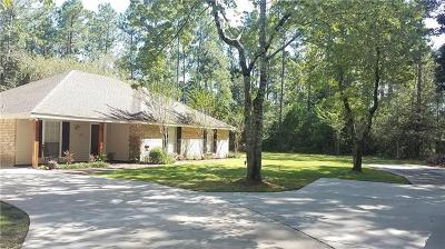 Covington LA Single Family Home For Sale: $230,000