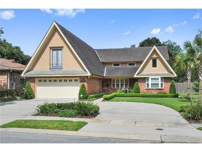 Single Family Home For Sale: 5033 Paris Avenue