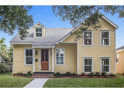New Orleans Single Family Home For Sale: 5827 Marshal Foch Street