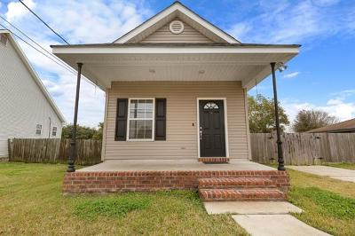 Destrehan Single Family Home For Sale: 378 Carolyn Drive