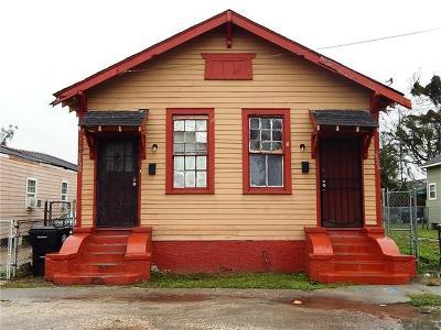 Multi Family Home For Sale: 2523 Pauger Street