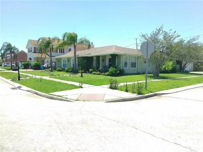 Mereaux, Meraux Single Family Home For Sale: 3116 Debouchel Boulevard