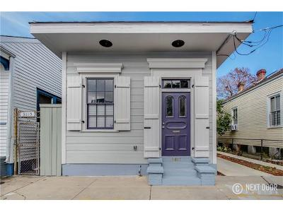 New Orleans Single Family Home Pending Continue to Show: 3817 Dauphine Street