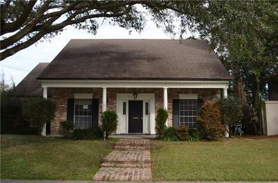 Algiers Single Family Home For Sale: 3640 Post Oak Avenue