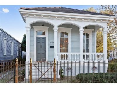 New Orleans Single Family Home For Sale: 3128 Annunciation Street