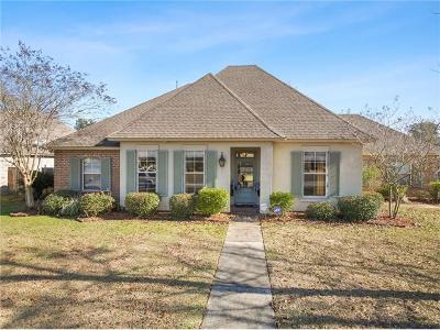 Slidell Single Family Home Pending Continue to Show: 736 Wood Duck Lane