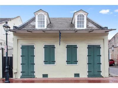New Orleans Condo For Sale: 1017 Conti Street #3