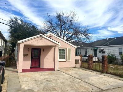Single Family Home For Sale: 8921 Edinburgh Street