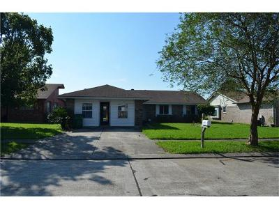 Single Family Home For Sale: 4017 S Woodbine Street