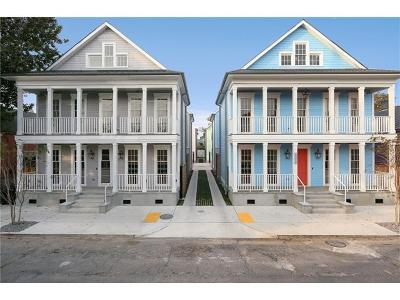 New Orleans Condo For Sale: 2415 Dauphine Street #A