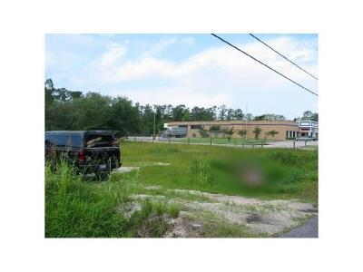 Slidell Residential Lots & Land For Sale: W Gause Boulevard