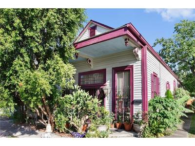 New Orleans LA Single Family Home For Sale: $419,000