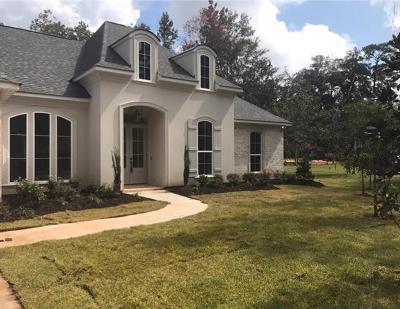 Single Family Home For Sale: 1235 Livingston Street