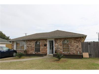 Harvey Single Family Home For Sale: 1097 Marvin Court