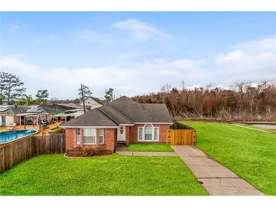Mereaux, Meraux Single Family Home Pending Continue to Show: 2924 Blomquist Drive