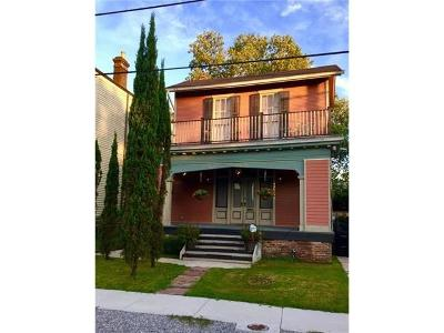 New Orleans Single Family Home For Sale: 1433 N Tonti Street