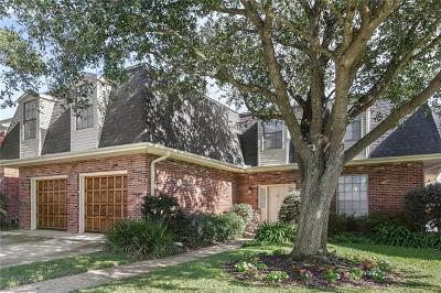 Single Family Home For Sale: 3617 N Labarre Road