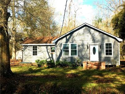 Single Family Home For Sale: 702 Atalin Street