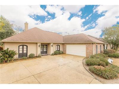 Destrehan, St. Rose Single Family Home For Sale: 150 Oaklawn Ridge Lane
