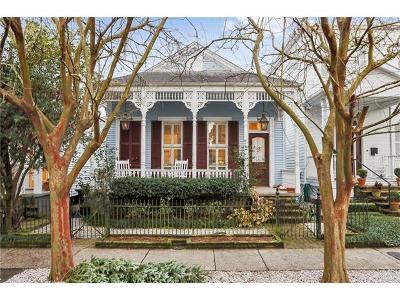 New Orleans Single Family Home For Sale: 561 Joseph Street