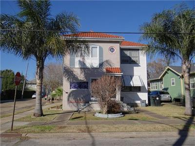 New Orleans Multi Family Home Pending Continue to Show: 4237 S Prieur Street