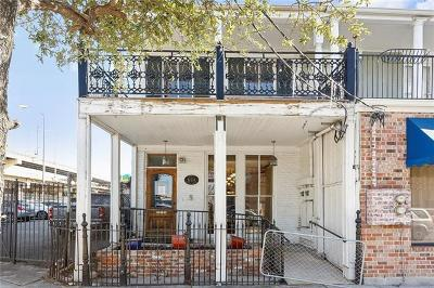 Multi Family Home For Sale: 1124 St Charles Avenue
