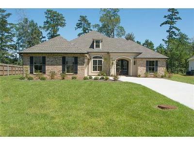 Madisonville Single Family Home For Sale: 512 Kristian Court