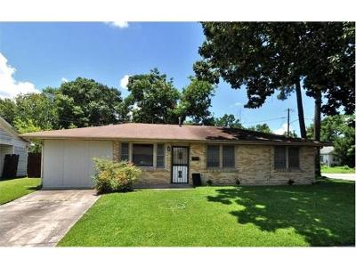 Single Family Home For Sale: 1101 Lauradale Drive