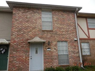 Destrehan Townhouse For Sale: 84 Houmas Place