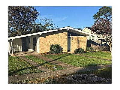 Metairie Single Family Home For Sale: 416 Faun Street