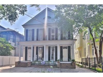 New Orleans Condo For Sale: 927 Nashville Avenue #927