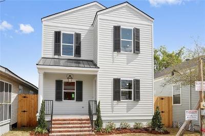 New Orleans Single Family Home For Sale: 2617 Upperline Street